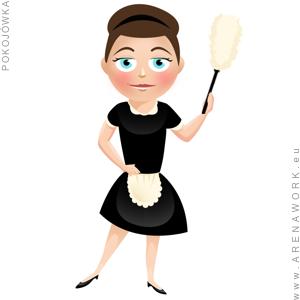 pokojówka - praca w Niemczech