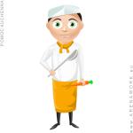 praca w kuchni hotelowej