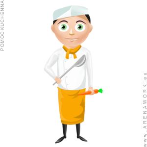 pomoc kuchenna - praca w Niemczech