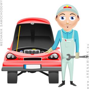 mechanik samochodów osobowych - praca w Niemczech