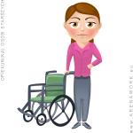 praca w domu opieki (Heimach)